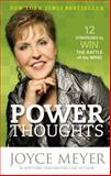 Power Thoughts, Joyce Meyer, 1455504378