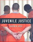 Juvenile Justice, Hess, Karen M. and Drowns, Robert W., 0495504378