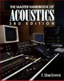 The Master Handbook of Acoustics, Everest, F. Alton, 0830644377