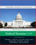 Prentice Hall's Federal Taxation 2016 Comprehensive, Pope, Thomas R. and Rupert, Timothy J., 0134104374