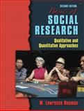 Basics of Social Research : Qualitative and Quantitative Approaches, Neuman, W. Lawrence, 0205484379