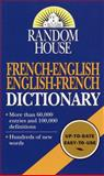 Random House French-English English-French Dictionary, Random House Dictionary Staff and Helene Gutman, 0345414381