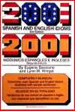 2001 Spanish and English Idioms (2001 Modismos Espanoles y Ingleses) 9780812004380