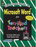 Microsoft Word(R) 97/98 for Teachers, Paula Patton, 1576904385