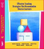 Effective Teaching Strategies That Accommodate Diverse Learners, Edward J. Kame'enui and Douglas W. Carnine, 0130944386
