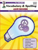 Mind Builders Vocabulary and Spelling, A Fisher, 1562344382