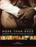 Minority Issues in Criminal Justice, Henderson, Howard, 1609274385