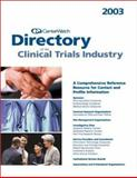 Center Watch 2003 Directory of the Clinical Trials Industry, CenterWatch, 1930624387