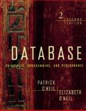 Database : Principles, Programming, and Performance, O'Neil, Patrick and O'Neil, Elizabeth, 1558604383