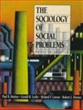 The Sociology of Social Problems, Horton, Paul B. and Leslie, Gerald R., 0136574386