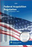 Federal Acquisition Regulation as of January 1 2011, CCH Editoral, 0808024388