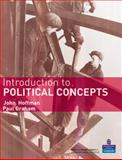 Introduction to Political Concepts, Hoffman, John and Graham, Paul, 1405824387