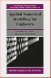 Applied Numerical Modelling for Engineers, De Cogan, Donard and De Cogan, Anne, 0198564384