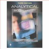 Analytical Biochemistry, Peck, Hazel and Holme, David J., 058229438X