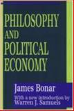 Philosophy and Political Economy 9780887384387