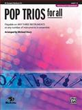 Pop Trios for All, Alfred Publishing, 0739054392