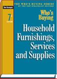 Who's Buying Household Furnishings, Services, and Supplies, , 1935114395