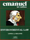 Environmental Law, Malone, Linda A., 073553439X