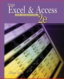 Using Excel and Access for Accounting, Owen, Glenn, 0324594399