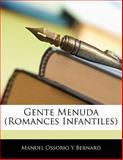 Gente Menuda, Manuel Ossorio Y. Bernard, 1141864398