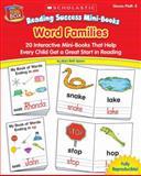 Word Families, Mary Beth Spann and Rusty Fletcher, 0439104394