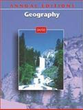 Annual Editions : Geography 04/05, Pitzl, Gerald R., 0072874392