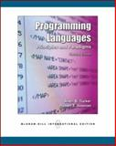 Programming Languages, Tucker, 0071254390