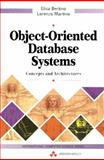 Object-Oriented Database Systems : Concepts and Architectures, Bertino, Elisa and Martino, Lorenzo, 0201624397