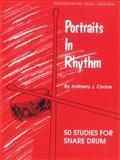 Portraits in Rhythm, Anthony J. Cirone, 0769214398