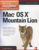 Mac OS X Mountain Lion, Spivey, Dwight, 0071804404