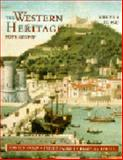 The Western Heritage : To 1527; Chpt. 1 - 10, Kagan, Donald and Ozment, Steven, 013617440X