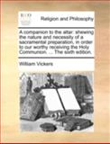 A Companion to the Altar, William Vickers, 1170494404