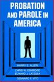 Probation and Parole in America 9780029004401
