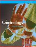 Criminology 9th Edition