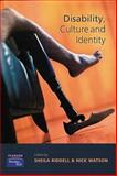 Disability, Culture and Identity, Riddell, Sheila and Watson, Nick, 0130894400