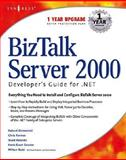 Biztalk Server 2000 Developer's Guide for .NET, Roberts, Scott and Farmer, Chris, 1928994407