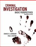 Criminal Investigation 13th Edition