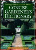 The Royal Horticultural Society Shorter Dictionary of Gardening, Michael Pollock and Mark Griffiths, 0333654404