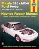 Mazda 626 and MX-6, 1993-2001, Jay Storer and Haynes, 1563924404