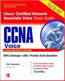 CCNA Cisco Certified Network Associate Voice (Exams 640-460 and 640-436), Carpenter, Tom, 0071744401