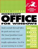 Microsoft Office 2000 for Windows, Sagman, Steve, 0201354403
