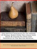 Descriptive Catalogue of the Spiders of Burm, Tord Thorell, 1279024402