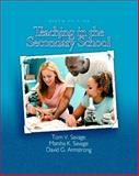 Teaching in the Secondary School, Savage, Tom V. and Savage, Marsha K., 0131194410