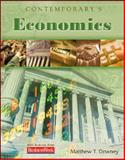 Economics - Softcover Student Text Only, Downey, Matthew, 007704441X