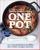 One Pot, Editors of Martha Stewart Living, 0307954412