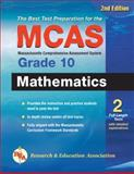 MCAS - Mathematics, Grade 10, Research & Education Association Editors, 0738604410