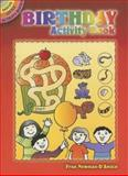 Birthday Activity Book, Fran Newman-D'Amico, 0486444414