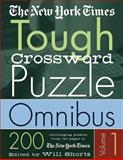 The New York Times Tough Crossword Puzzle Omnibus, New York Times Staff, 0312324413