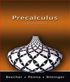 Precalculus, Beecher, Judith A. and Bittinger, Marvin L., 0321474414