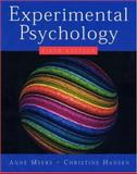 Experimental Psychology, Myers, Anne and Hansen, Christine H., 0534634419